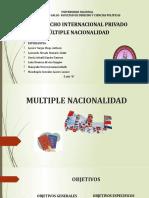MULTIPLE NACIONALIDAD-GRUPO 8