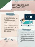 DERECHOS Y OBLIGACIONES DE LOS PACIENTES (1)