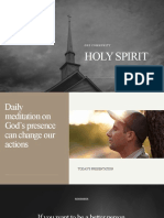 Holy Spirit_Household Presentation_09112020