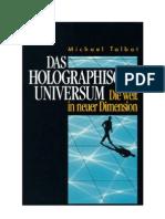 holographische Universum von Michael Talbot