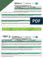 Informe De Avance En El Aprendizaje Mensual  Niños 3-4 años - Agosto - Johanna L. Martinez.docx