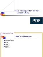 Multiple Access Techniques for Wireless Communications-940706
