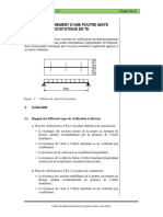 O13_Exemple_1_Poutre mixte isostatique en T