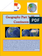 Geography Part 3