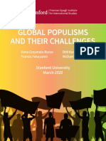 Global Populisms and Their Challenges