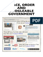 Peace, Order and Googleable Government (February 2011)