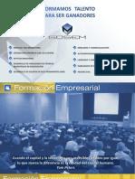 Brochure Corto de Formacion