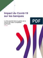 COVID-19 Impacts et enjeux compables pour les banques