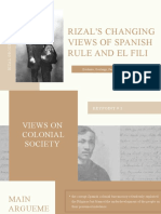 Rizal Group Reporting