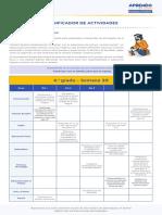 Matematic4 Semana 30 Planificador Ccesa007