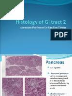 AL 4 - Embryology 1 - Foregut, Liver & Pancreas