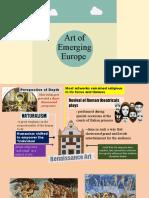Art of Emerging Europe part 2 (1)