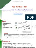 a03 JSP e Servlet (Conceitos, projeto MVC)