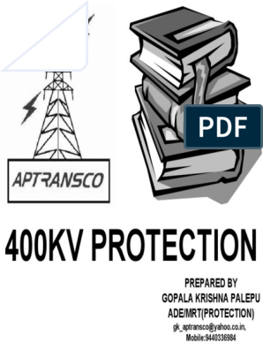 400KV+PROTECTION   Electrical Substation   Transformer
