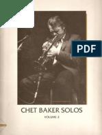 Chet Solos - CobreyPistones