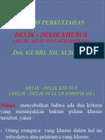 DELIK - DELIK KHUSUS.pptx