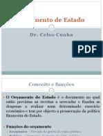 ORCAMENTO DE ESTADO