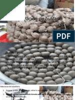 Elaboración de butifarra