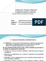 El Proceso Administrativo  -  2