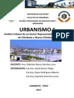Análisis Urbano de un Sector Representativo del Distrito de Chimbote y Nuevo Chimbote