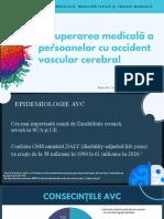 Recuperarea medicală a persoanelor cu accident vascular cerebral1.pptx