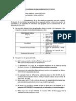 TALLER GENERAL DE AGREGADOS -materialitos