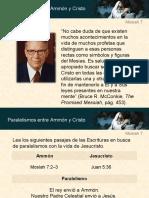 PARALELISMOS ENTRE AMON Y CRISTO