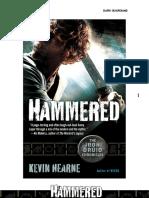 Hearne, Kevin - Cronicas del druida de hierro 03 Hammered