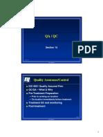 ENG101 FOAE - 14 QA and QC