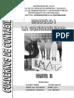 Clasificación de las Cuentas (Guía de Estudio)