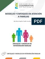 Modelos y Técnicas en Terapia Familiar completo