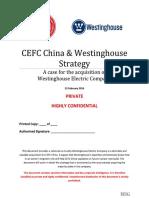 2016-02-22 - EEIG CEFC Westinghouse
