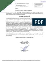TCDF identifica sinais de sobrepreço em compra do Iges