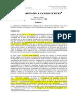 04 El surgimiento de la sociedad de redes M. Castells