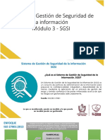 SGSI - Módulo 3 - Sistema de Gestión de seguridad de la información.pdf