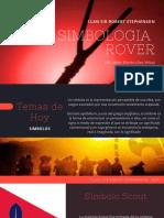 Simbologia Rover CSRS 40