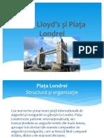 Piața Lloyd's