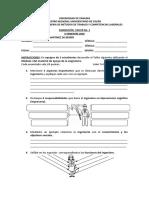 INGENIERÍA DE MÉTODOS DE TRABAJO Y COMPETENCIAS LABORALES - ASIGNACIONES - TALLERES No. 1 y 2 - II SEM. 2020