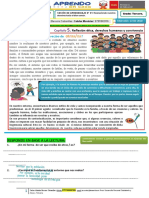 Desarrollo Personal Ciudadanía y Cívica 3°_2020_Sesión_Carlos ABC