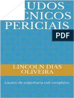 LAUDOS TCNICOS PERICIAIS  Laudos de engenharia civil completos.pdf