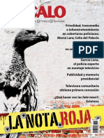 La nota roja en Xalapa