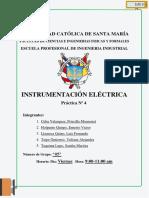 Informe N°4 - Instrumentación Eléctrica