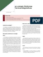 T01.1 - Semiología en urología