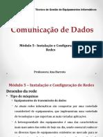 3-Comunicação de Dados_ApresentaçãoAulasTiposMáquinasAtual