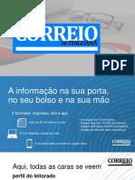 Correio de Itaguanã - media kit 2020