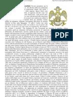 (Esoterico - Massoneria - Rito Scozzese Antico Ed Accettato - Rituale