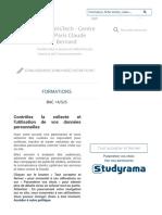 AgroParisTech Paris _ S'inscrire, Cursus, Formation