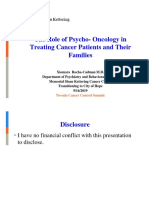 The role of psycho-oncology Nevada.pdf