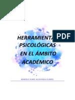 HERRAMIENTAS PSICOLÓGICAS