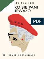 Kolko sie pani urwalo - Jacek Galinski.epub